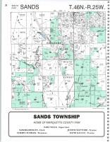 Sands T46N-R25W, Marquette County 1995